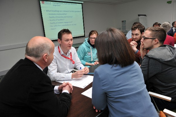 National Student Engagement Programme Network Meeting